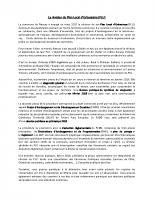 La révision du Plan Local ARTICLE 1